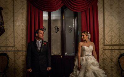 Giuliana + Guillermo Wedding
