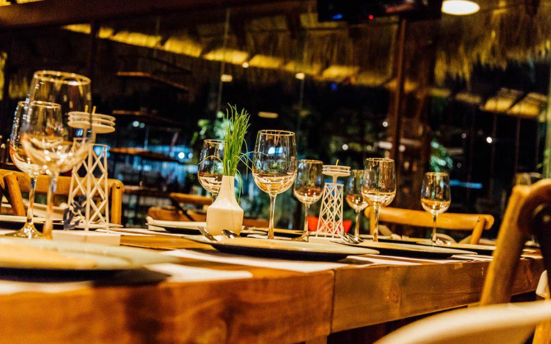 Barlovento Grill Branding Photography
