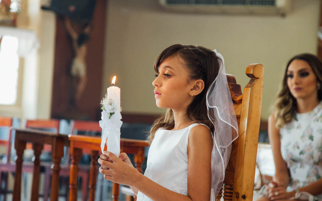 Yram First Communion